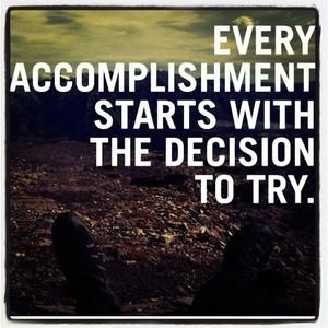 Motivation #1